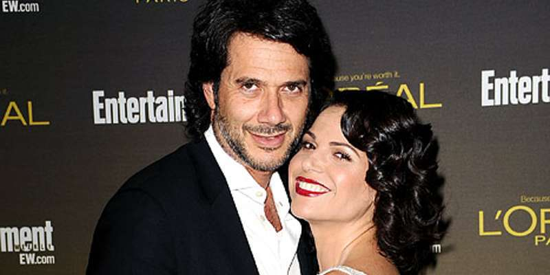 Once Upon a time star: Lana Parrilla dating with Fred Di Blasio