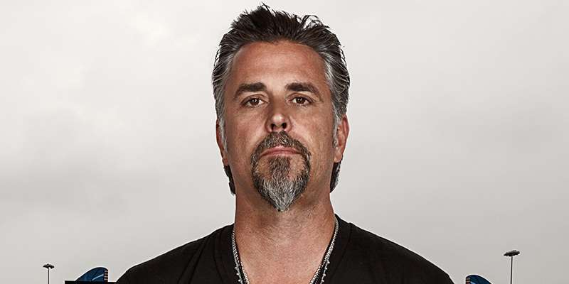 who is richard rawlings married to ?