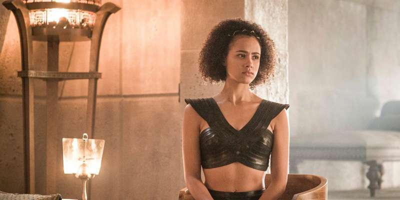 'Game of Thrones' celebrity Nathalie Emmanuel working with Sam Worthington in 'The Titan'