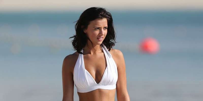 English actress Lucy Mecklenburgh opens up about her agony after breakup from Louis Smith