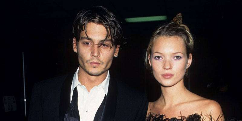 Johnny Depp's love life starting from Lori Anne Allison To Kate Moss