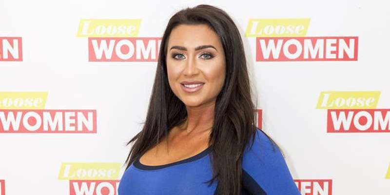 Lauren Goodger prohibited to taking the train alone as Jake McLean gets worried for her safety