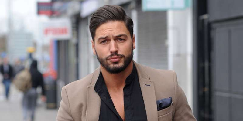 Mario Falcone: 'I am back to  speaking terms with Lucy Mecklenburgh but my relationship is over.'