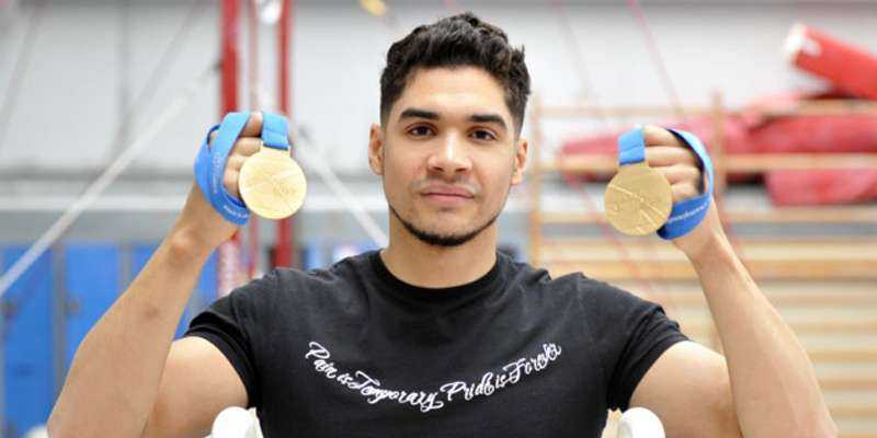 Olympic gymnast medalist Louis Smith apologizes for his comment on Twitter- Find Out