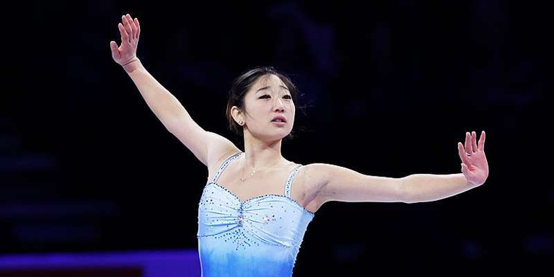 Mirai Nagasu proud to be the second youngest figure skater to win the US senior ladies title