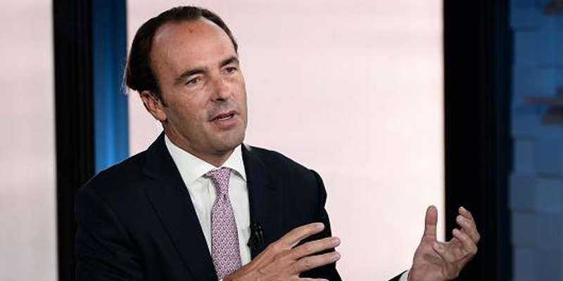 Kyle Bass: 'Everyone has terrible periods. I had no idea oil price would fall so low'