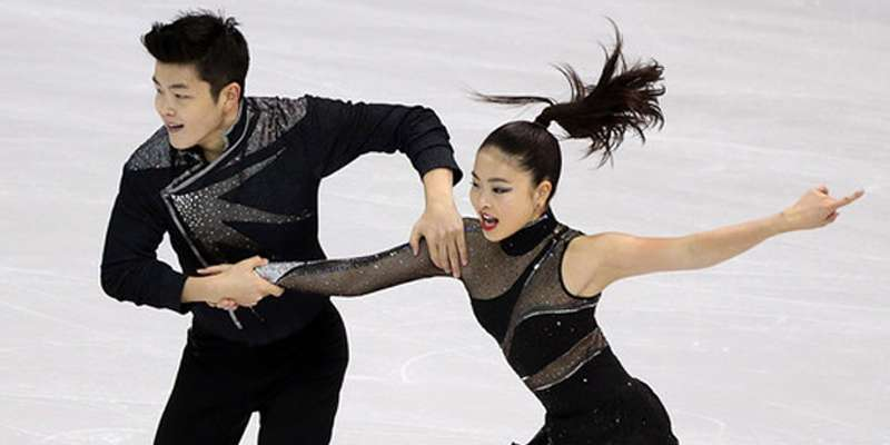 Maia Shibutani: We've had an interesting journey but at the same time, we know we have grown so much