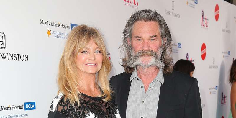 Woow, Wooww, Woow Goldie Hawn, 70, and Kurt Russell, 64 finally getting married. Happy?