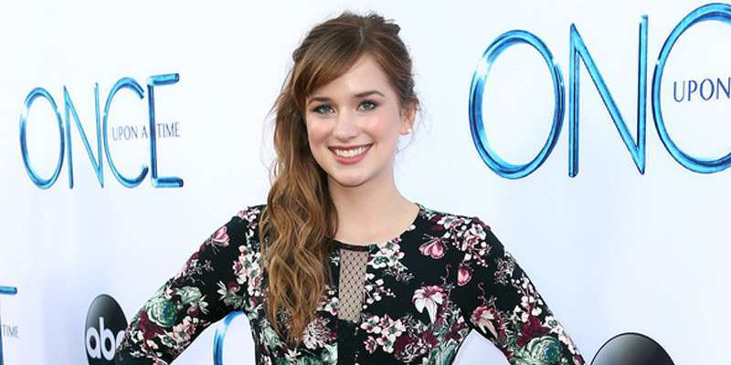 Elizabeth Lail enthusiastic for her role in the upcoming horror TV show 'Dead of Summer'