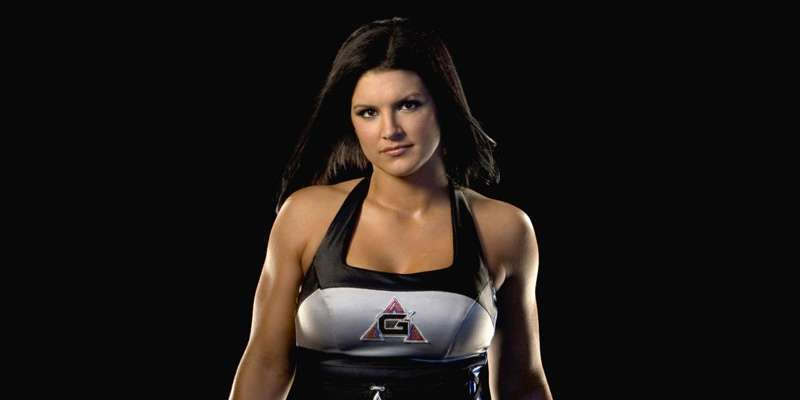 Former MMA fighter Gina Carano wants Ronda Rousey and Miesha Tate's fight to hold off for a bit!!