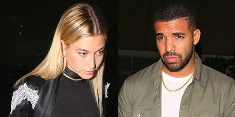 Drake and Hailey Baldwin casually dating each other as they can't keep their hands off each other