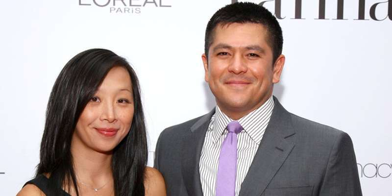 Emmy Award-winning reporter Carl Quintanilla opens up about his wife Judy Chung and his children