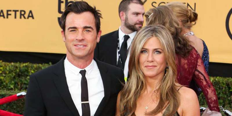 Jennifer Aniston Married Justin Theroux After Her Divorce With Brad Pitt