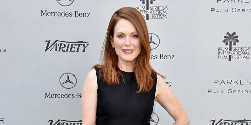 Julianne Moore pledges for gun law amendment in the aftermath of the Orlando nightclub shooting