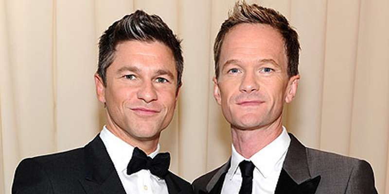 Neil Patrick Harris and his husband David Burtka spotted kissing at a beach in Miami, Florida