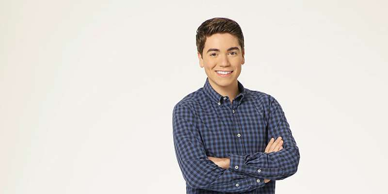 Noah Galvin: I don't want my character to be like Eric Stonestreet's cam in Modern Family