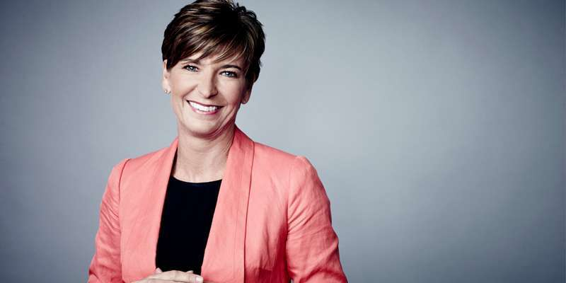Personal and professional life of CNN International anchor Becky Anderson revealed