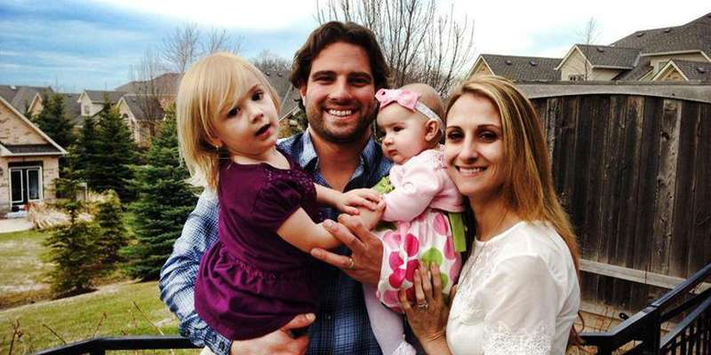 Do You Know What Scott Mcgillivray S Wife Sabrina Does For A Living Not Think