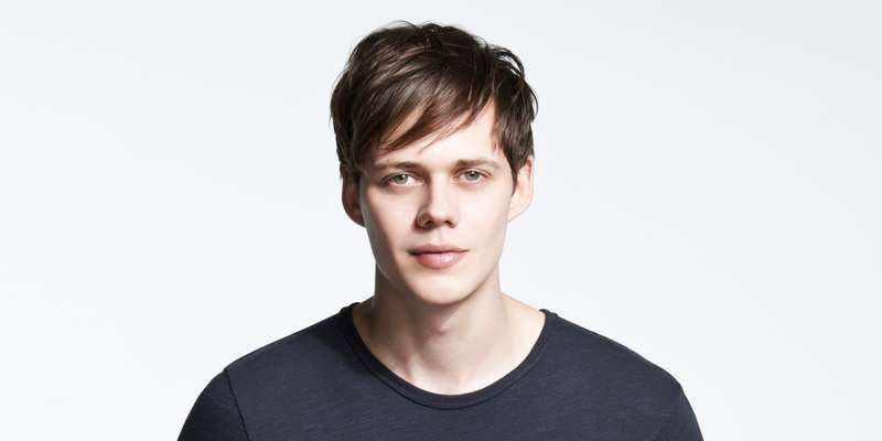 Bill Skarsgård to play the iconic clown, Pennywise, in the latest reboot of Stephen King's 'It'