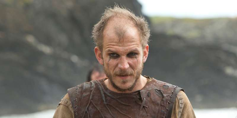 Gustaf Skarsgård's fame skyrockets following his role as Floki in History Channel series Vikings