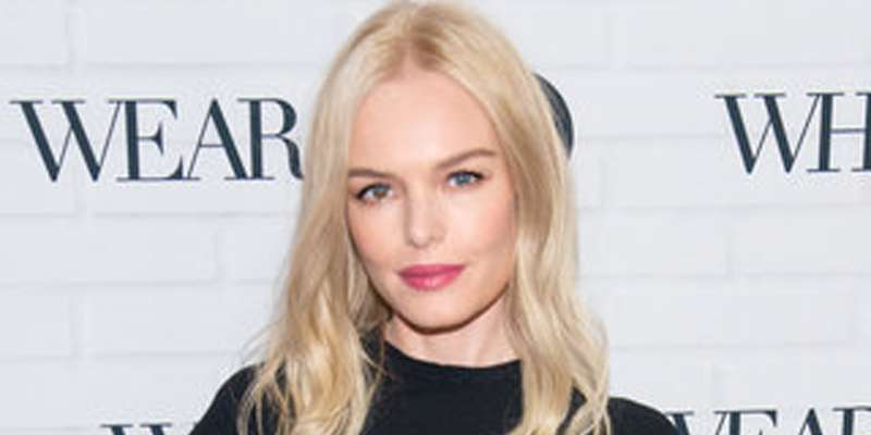 Kate Bosworth looks gorgeous as she hurries up to shoot the season 2 of 'The Art of More'