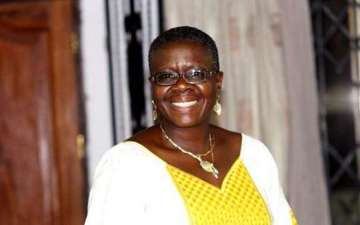 Relive Akua Dansua's journey from a journalist to the Ambassador of Ghana to Germany