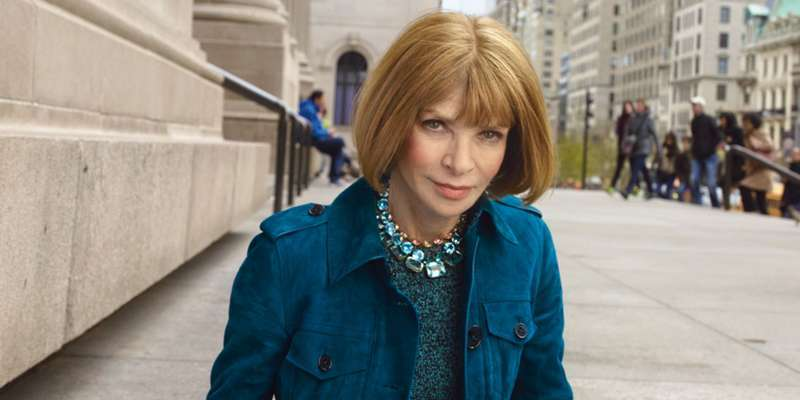 Anna Wintour termed the most prominent example of a female boss for three decades and counting