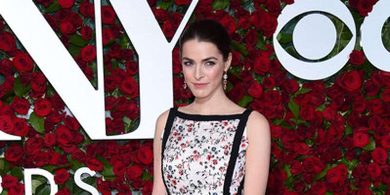 Bee Shaffer looks gorgeous as she attends Tony Awards in support of Hamilton star Leslie Odom Jr.