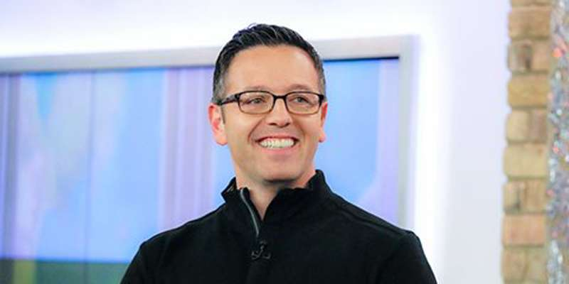 John Edward reveals his innermost thoughts about his future, family, and his accomplishments