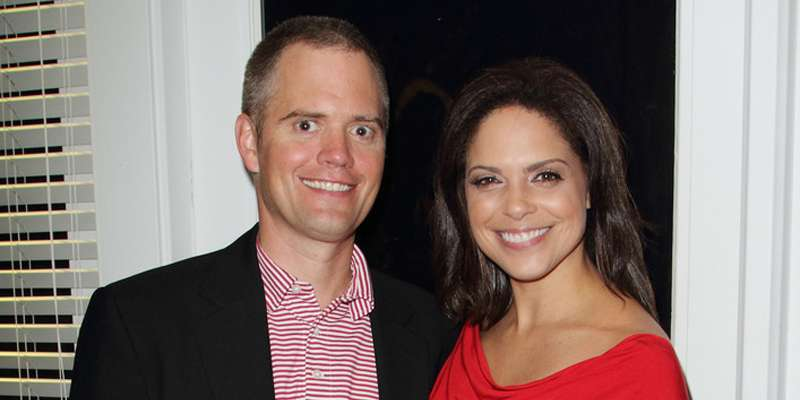 Former CNN anchor Soledad O'Brien and her husband Bradley Raymond happily married
