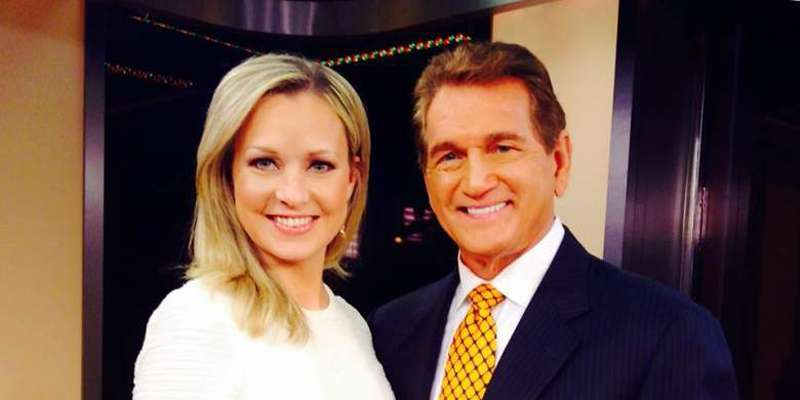 Sandra Smith and husband John Connelly