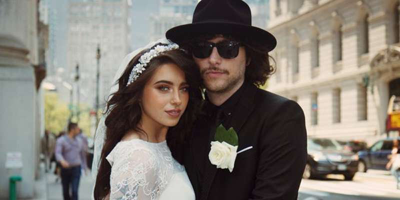 Vine star Nicholas Megalis and Ameera Belle finally married after being engaged for a long time