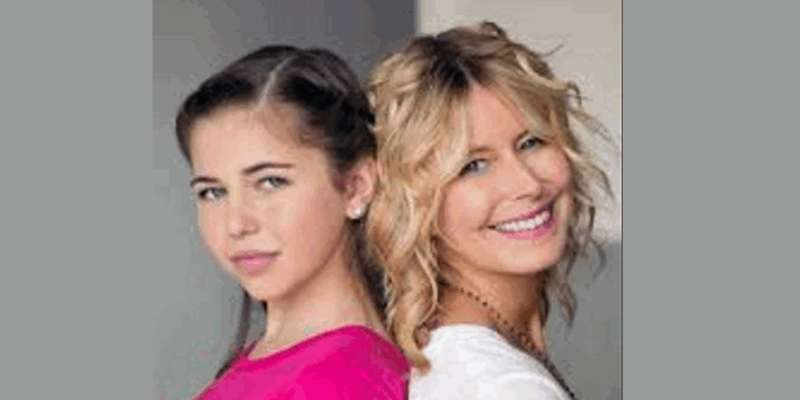'Castle' actress Tina Morasco and her partner 'proud of their uber-talented daughter- Callie Okun'