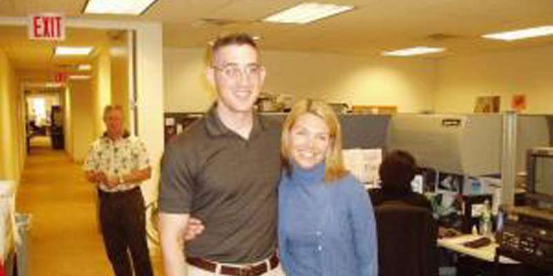 Fox News Heather Nauert And Her Husband Scott Norby Have