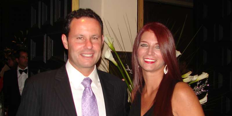Brian Kilmeade with Wife Dawn Kilmeade
