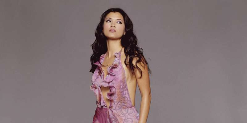 Miss Teen USA 1985 Kelly Hu has had multiple boyfriends and affairs but has not married so far