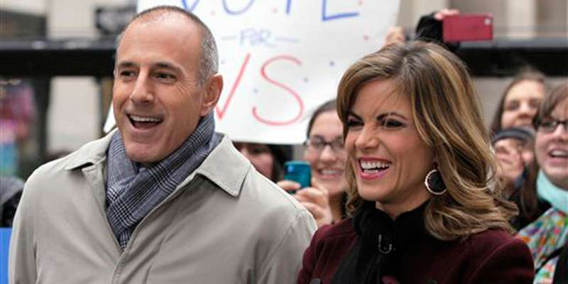 Natalie Morales denies leaving 'The Today Show' due to her affair with Today anchor Matt Lauer