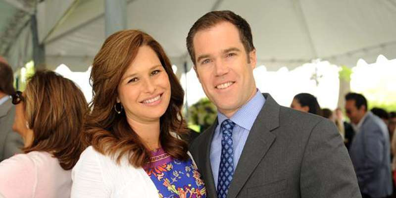 NBC's Peter Alexander married WJLA-TV's anchor Alison Starling; Know their Married Life, Children, and Salaries