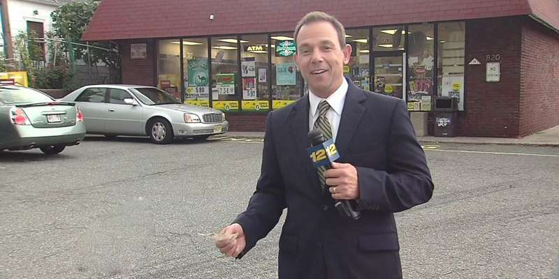 News12NJ's multiple Emmy Award-winning reporter Tony Caputo proud of his awards and achievements
