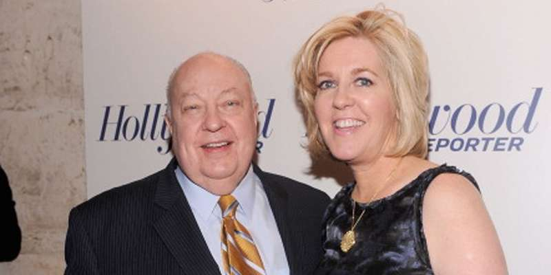 Roger Ailes and his wife Elizabeth Tilson's married life affected by Gretchen Carlson's allegations?