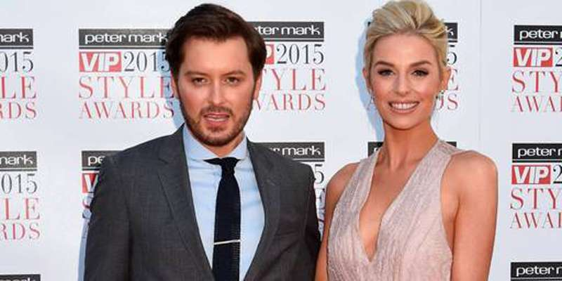Big Brother's Brian Dowling nearing his first marriage anniversary with husband Arthur Gourounlian