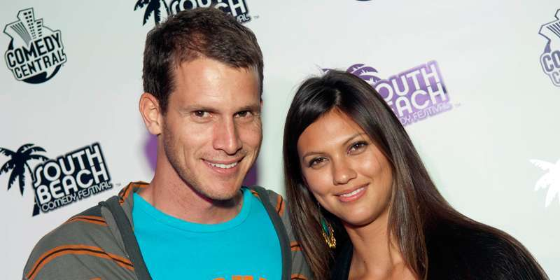 Having dated Megan Abrigo in the past, Daniel Tosh is rumored to have been married to a ballerina
