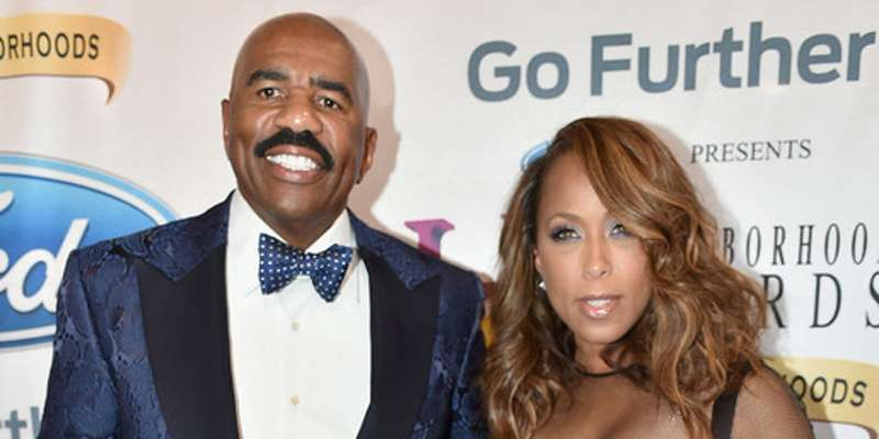 Find out about Steve Harvey's wife Marjorie Bridges-Woods, who has been married to him since 2007