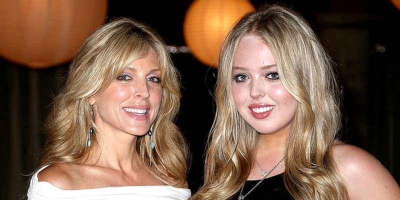 Find out more about Marla Maples, who has a daughter with her former husband Donald Trump