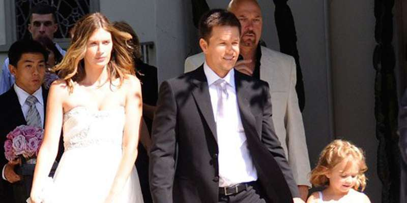 With Four Children, Rhea Durham and Husband Mark Wahlberg Make a Complete Family!