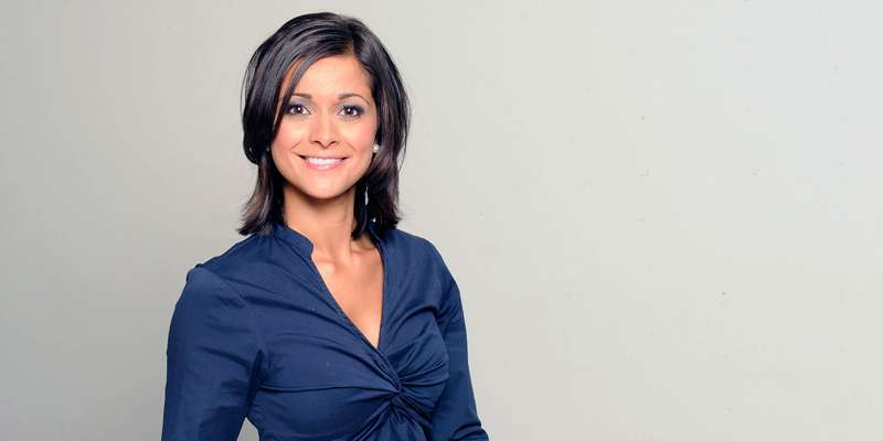 Is Weather presenter Lucy Verasamy Lesbian? Who is she Dating Currently?