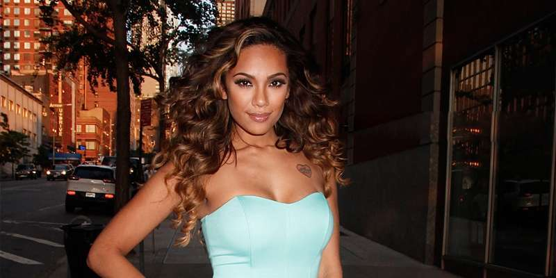 Having previously broken her engagement to Shad Moss, who is Erica Mena dating these days?