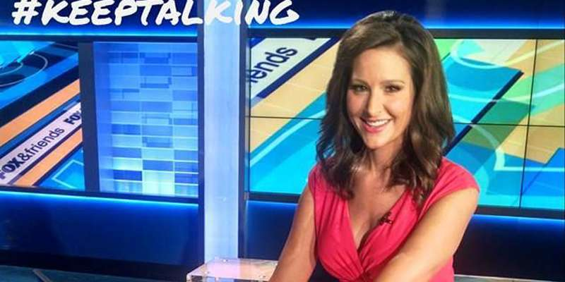 Fox News journalist Lea Gabrielle has a net worth and salary that go in line with her career