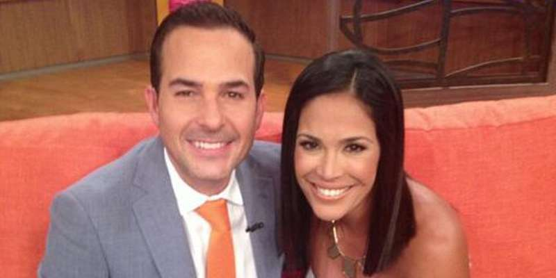 Karla Martinez and her husband Emerson Peraza have been married for a long time; divorce rumors?