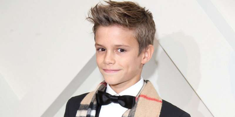 What's the Height, Weight, and Age of Romeo Beckham, son of David Beckham and Victoria Beckham